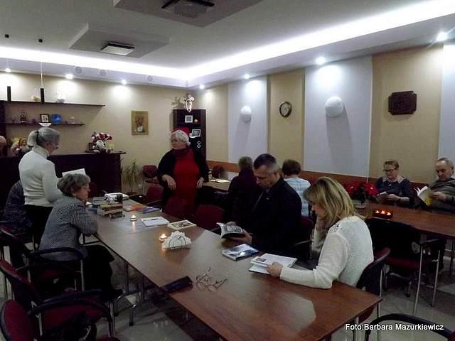Czytaj więcej o: Barbórkowo-Mikołajkowe spotkanie przy książce