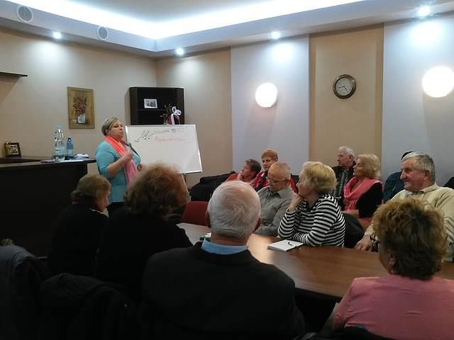 Czytaj więcej o: W Centrum Aktywności Seniorów z dietetykiem