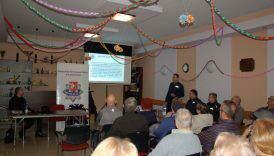 Czytaj więcej o: Policjanci i Strażacy w CAS