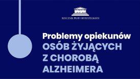 """Czytaj więcej o: Konferencja """"Potrzeby opiekunów osób żyjących z chorobą Alzheimera"""""""