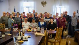 Czytaj więcej o: Seniorzy z Ropczyc z wizytą studyjną